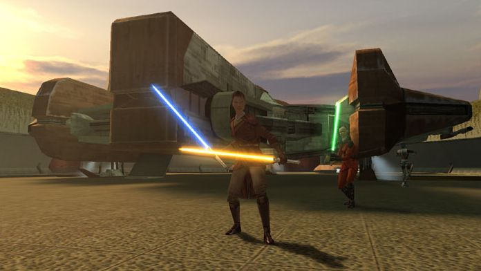 A new Star Wars: Knights of the Old Republic is reportedly in development