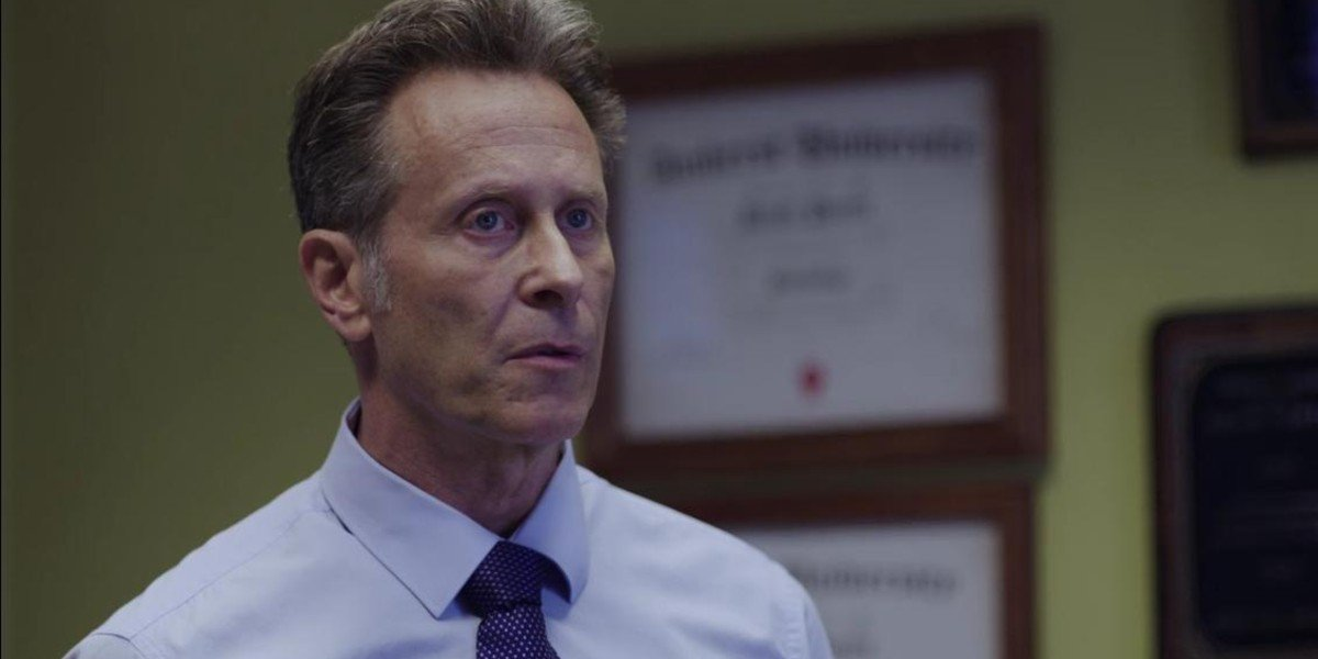 Steven Weber - 13 Reasons Why