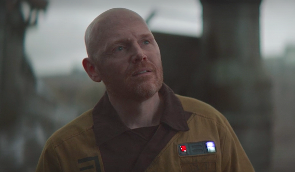 The Mandalorian S 8 Funniest Moments From Bill Burr S Return In The Believer Cinemablend