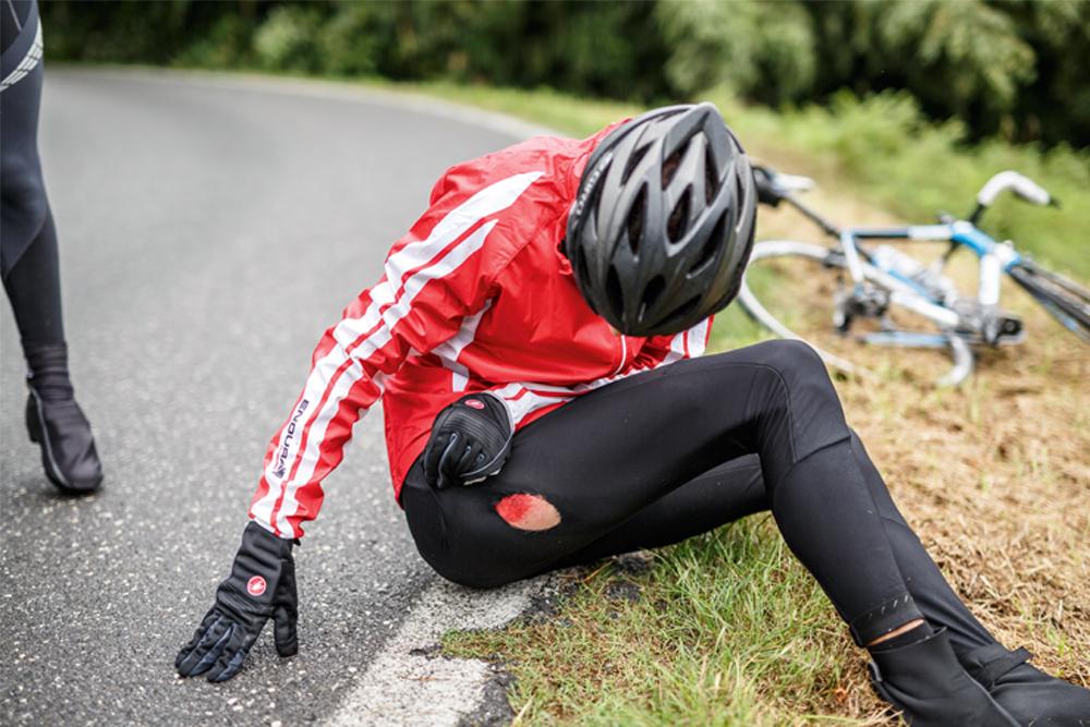 e9c6580689 How to treat road rash - Cycling Weekly