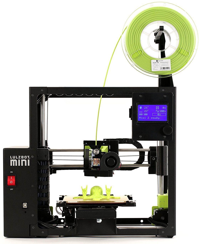 LulzBot Mini 2 Review: The Best Midrange 3D Printer | Tom's
