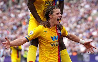 West Ham United v Crystal Palace – Premier League – London Stadium