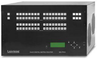 Evolve Media Group Picks Up Lightware Modular Matrix Frame