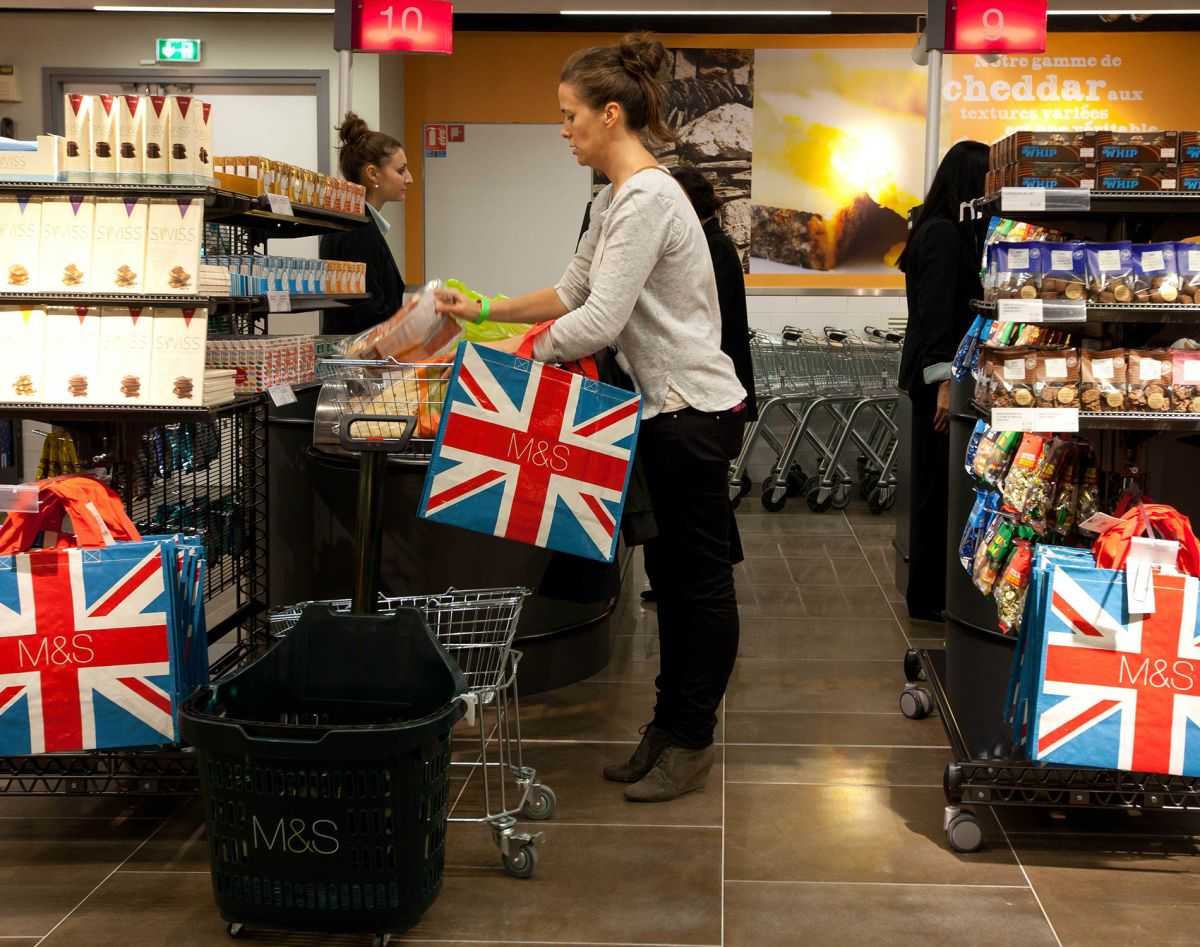 Marks and Spencer reveal their surprising best selling ...