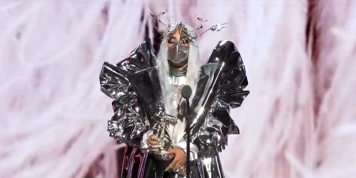 lady gaga mtv vma 2020