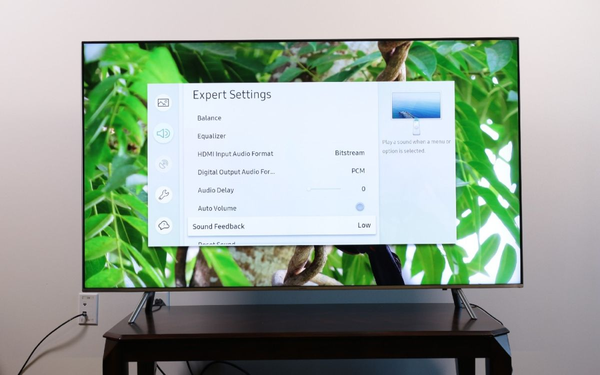 How to Turn Off or Adjust Sound Feedback on Your Samsung TV