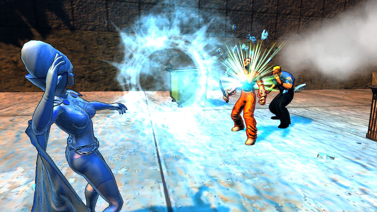Champions Online Screenshots: Gun-Slinging Pimps And Four-Armed Freaks #7802