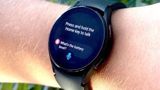 Samsung Galaxy Watch 4 Google Assistant