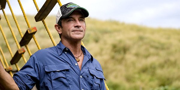 Jeff Probst Survivor CBS