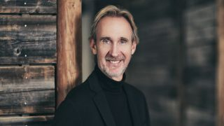 A press shot of Mike Rutherford