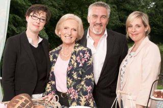 The Great British Bake-Off (BBC2)