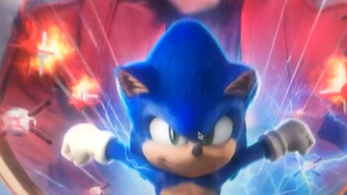 Is This Leaked Sonic Redesign The Real Deal We Hope So Creative Bloq