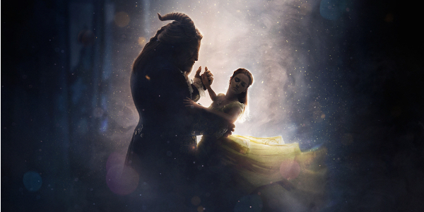 Beauty and The Beast Belle and Beast Dancing
