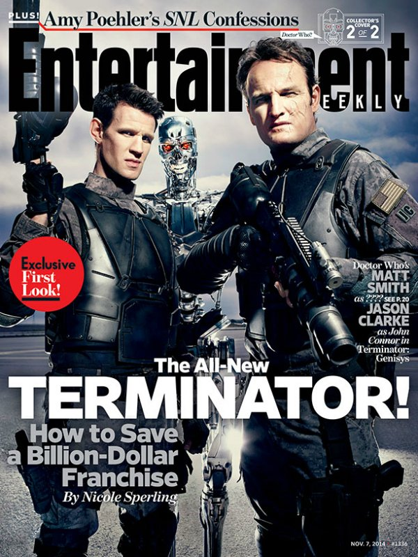 The Theme Of These Terminator: Genisys Pictures Is ...