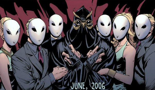 The Court of Owls Batman