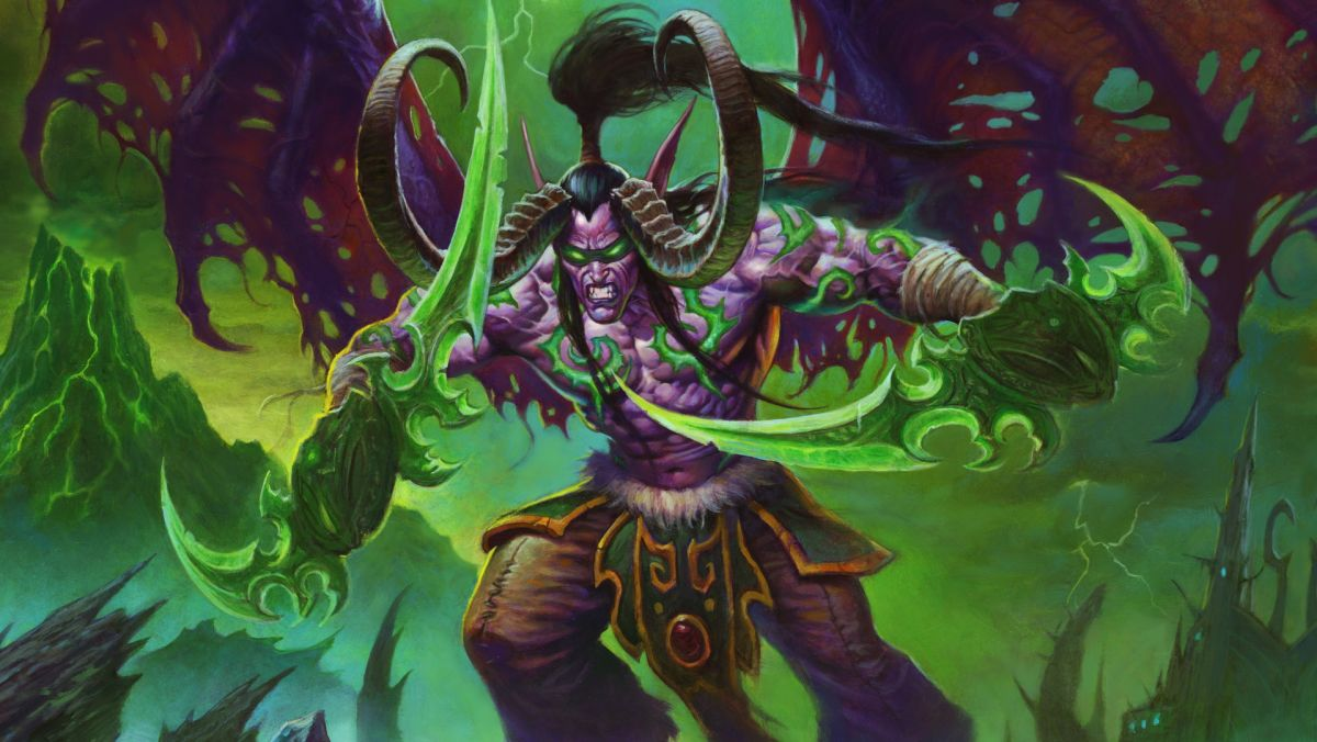 Hearthstone's Demon Hunter prologue campaign is live