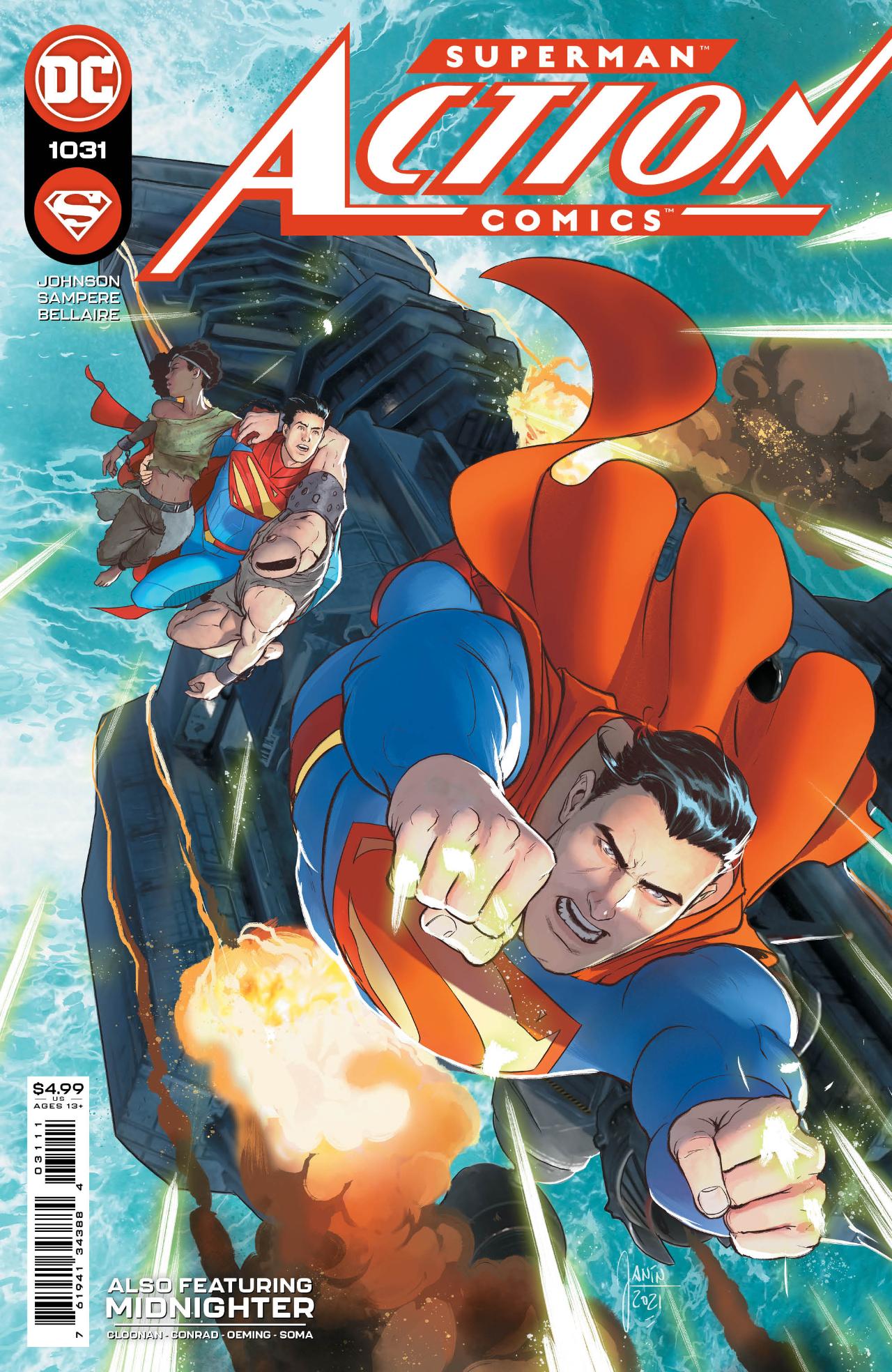 Action Comics # 1031