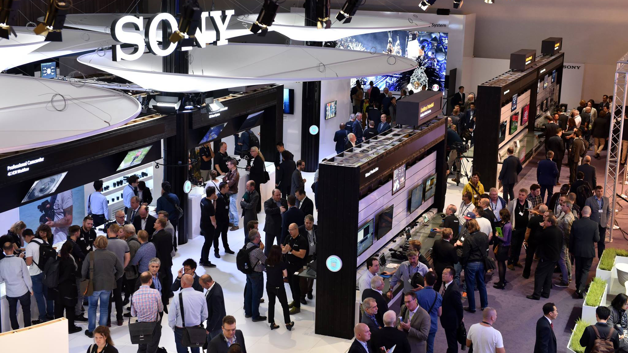 IBC 2019: news and launches from Europe's huge broadcasting expo   Digital Camera World