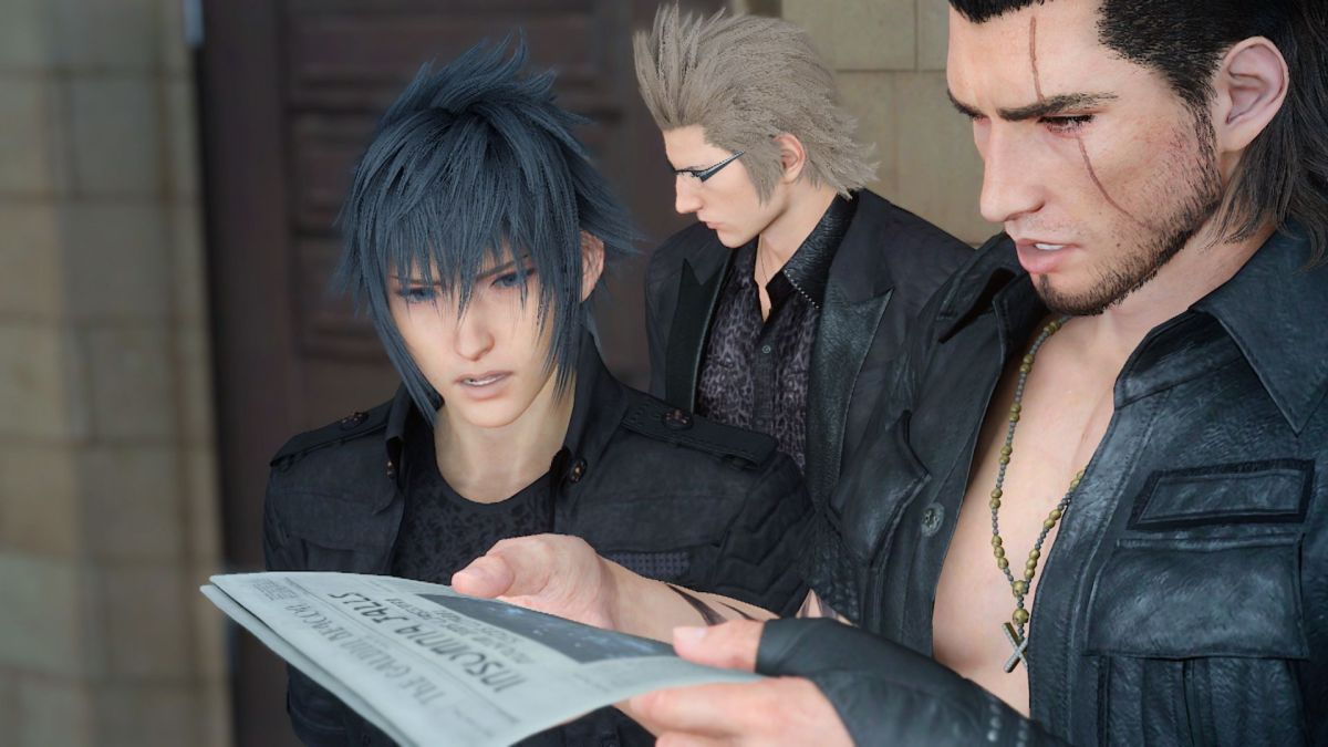 Here's how to open all of Final Fantasy 15's vault doors and get the treasure inside