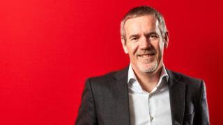 Scott Petty Vodafone UK CTO.