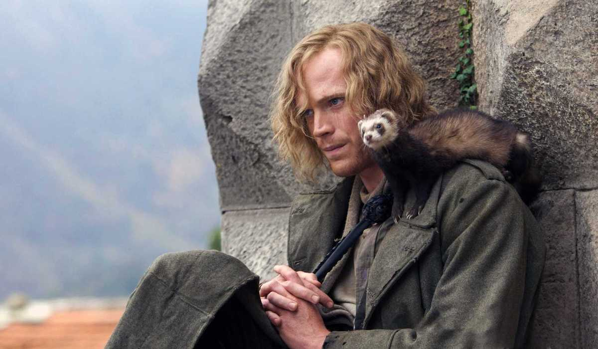 Paul Bettany as Dustfinger in Inkheart