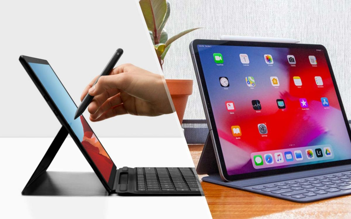 Surface Pro X vs. iPad Pro: Which One Should You Buy?