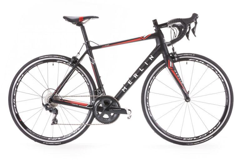 merlin cordite ultegra road bikes under 1500