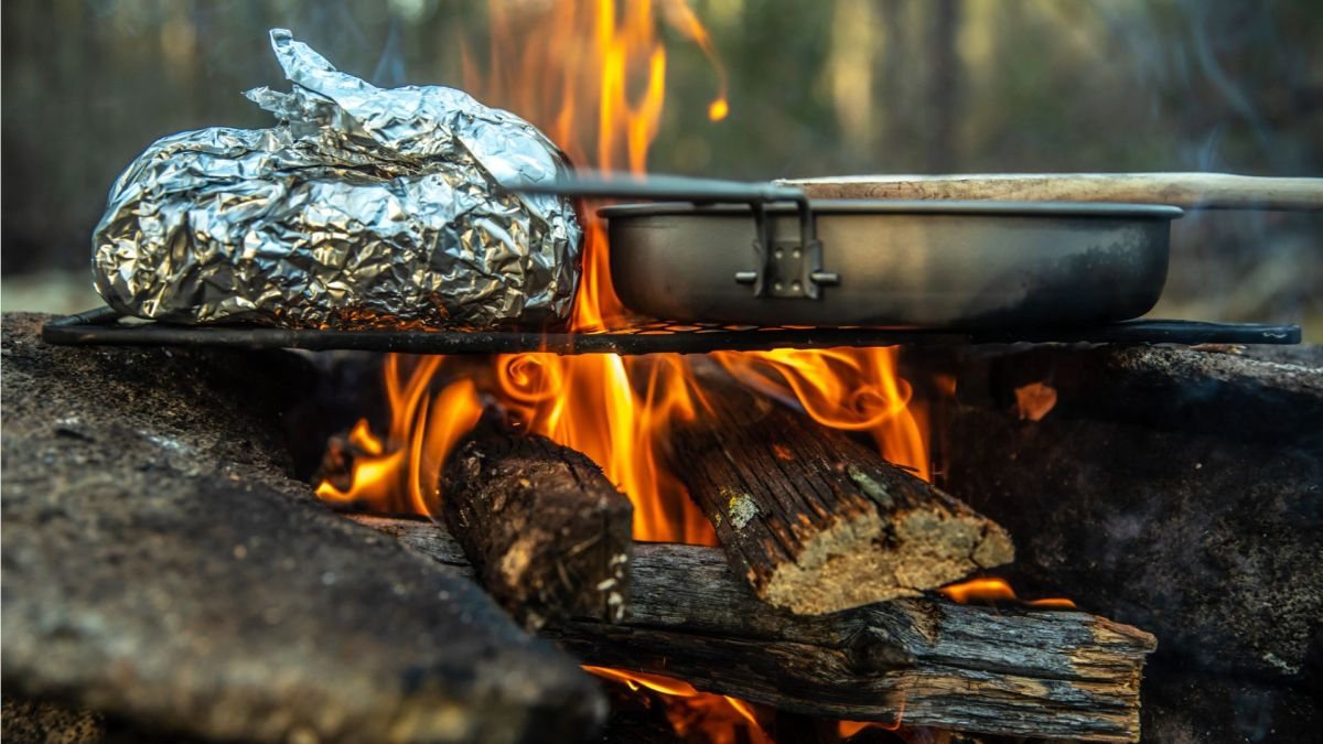 Best backpacking meals: 9 great recipes to cook over a camp fire
