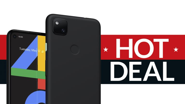 Black Friday Google Pixel 4a phone deals