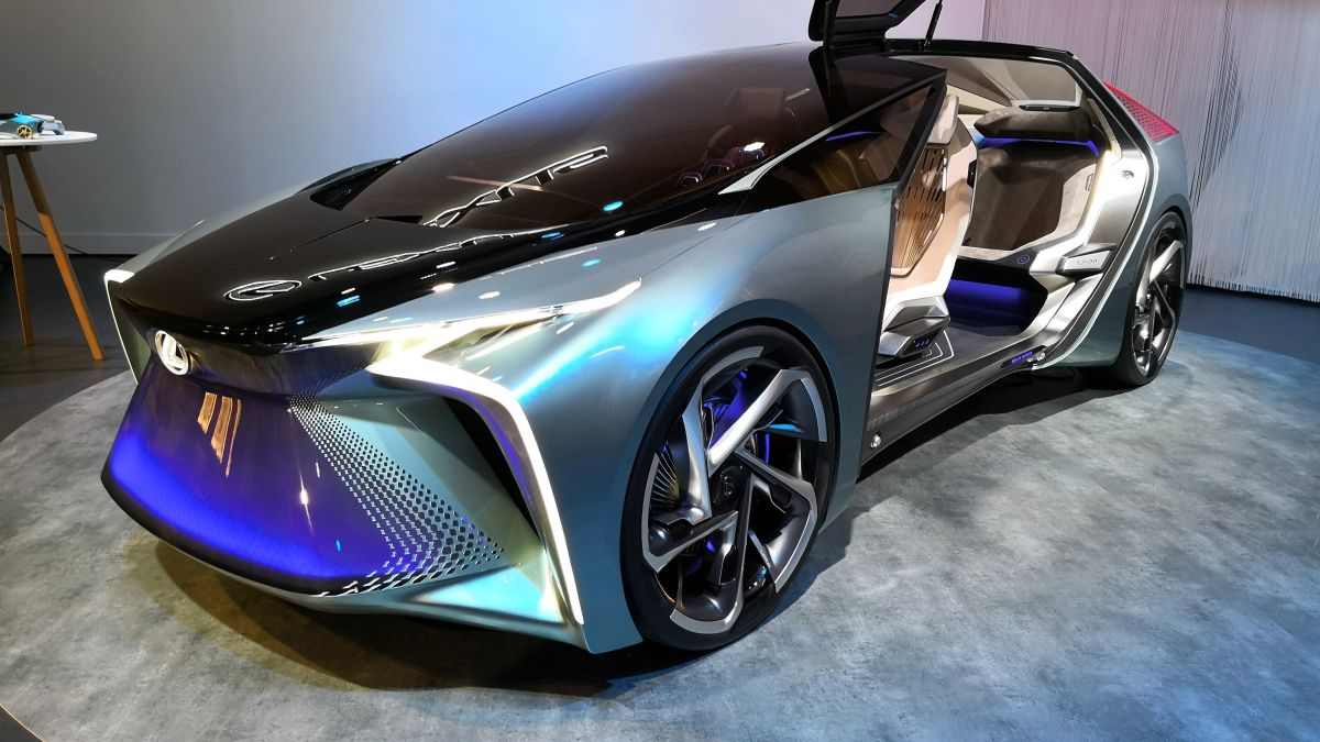 Toyota and Lexus share their visions of the future at Kenshiki Forum 2020 - TechRadar