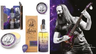 John Prerucci has teamed with Captain Fawcett for a new line of grooming products
