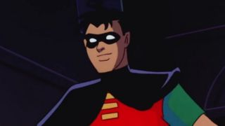 Loren Lester as Robin on Batman: The Animated Series