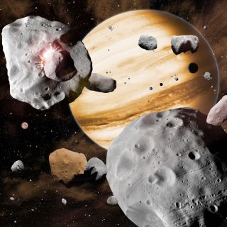 Planet Migration Stirred Up Asteroid Belt