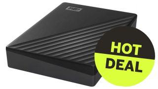 Portable hard drive deal