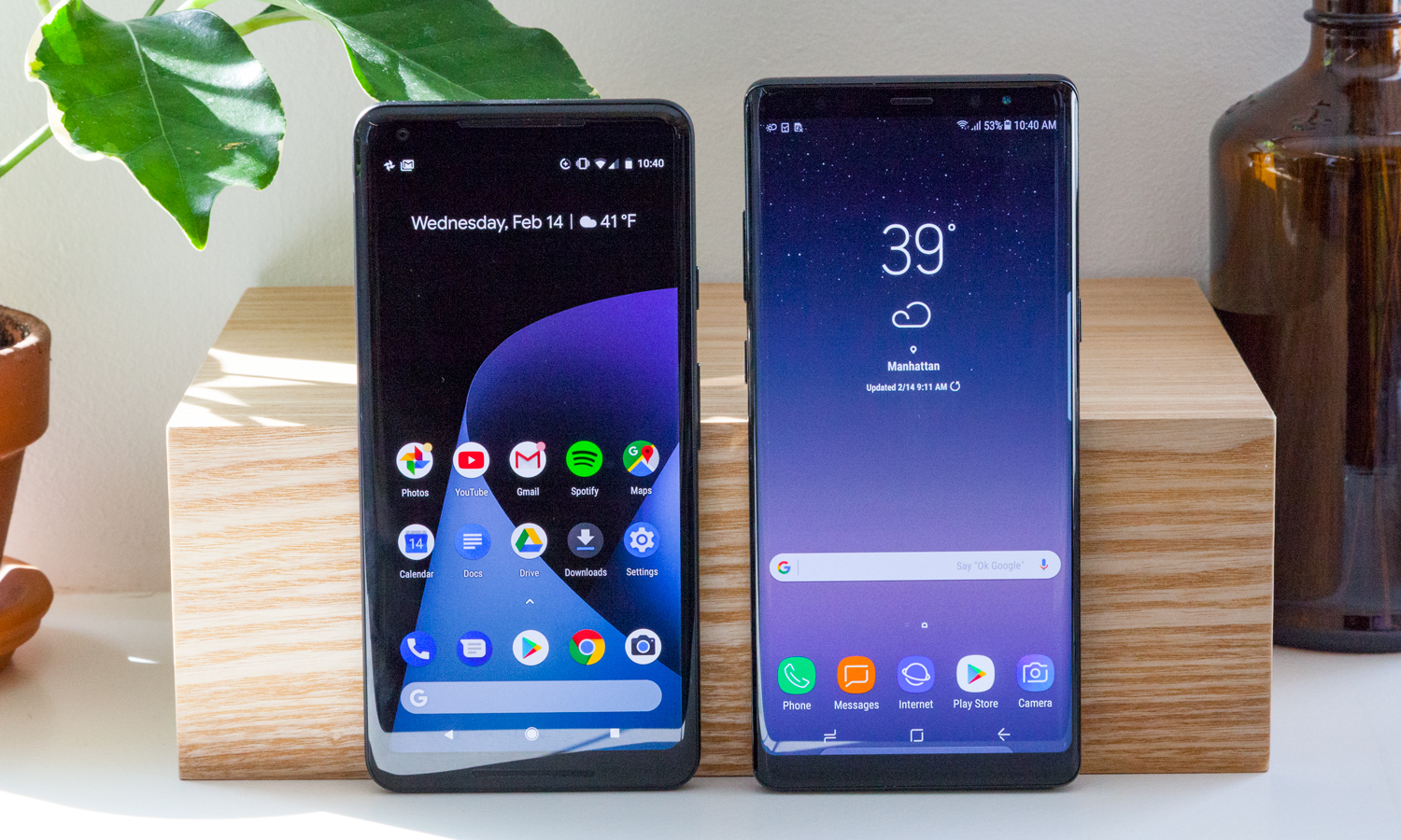 ec41699dc0f8 Pixel 2 XL vs. Galaxy Note 8: A Photo Finish | Tom's Guide