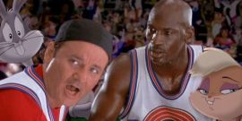 The Funny Reason Bill Murray Was 'Never Invited' To Michael Jordan's Basketball Games On The Space Jam Set