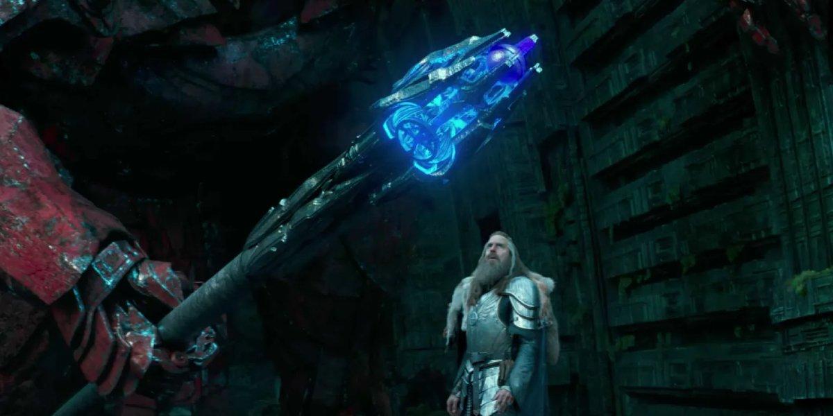 Merlin in Transformers: The Last Knight