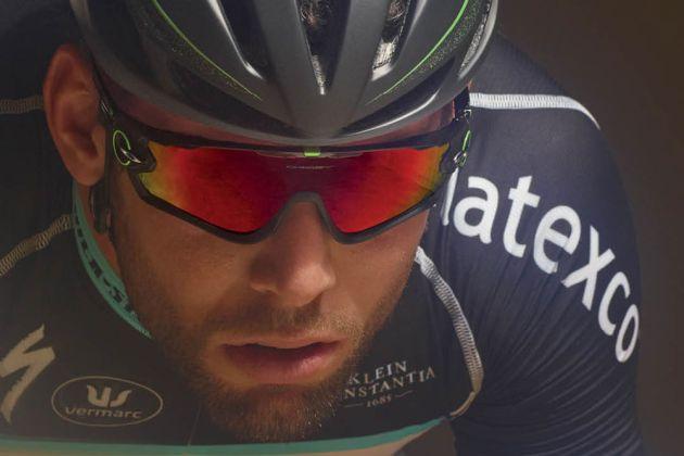 fb920376f3 Oakley launch Mark Cavendish JawBreaker - Cycling Weekly