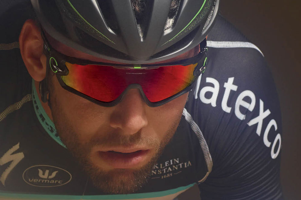 d66911d18f Oakley launch Mark Cavendish JawBreaker - Cycling Weekly
