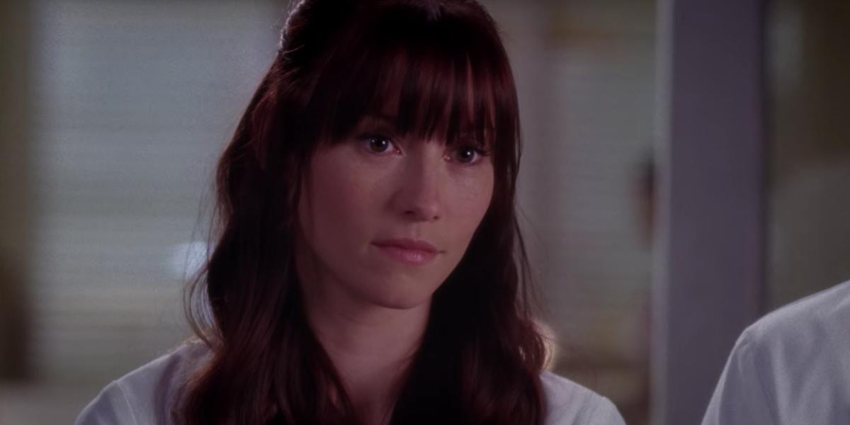 Lexie in Grey's Anatomy