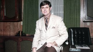 Rick Hall at Fame Studios, Muscle Shoals, 1968