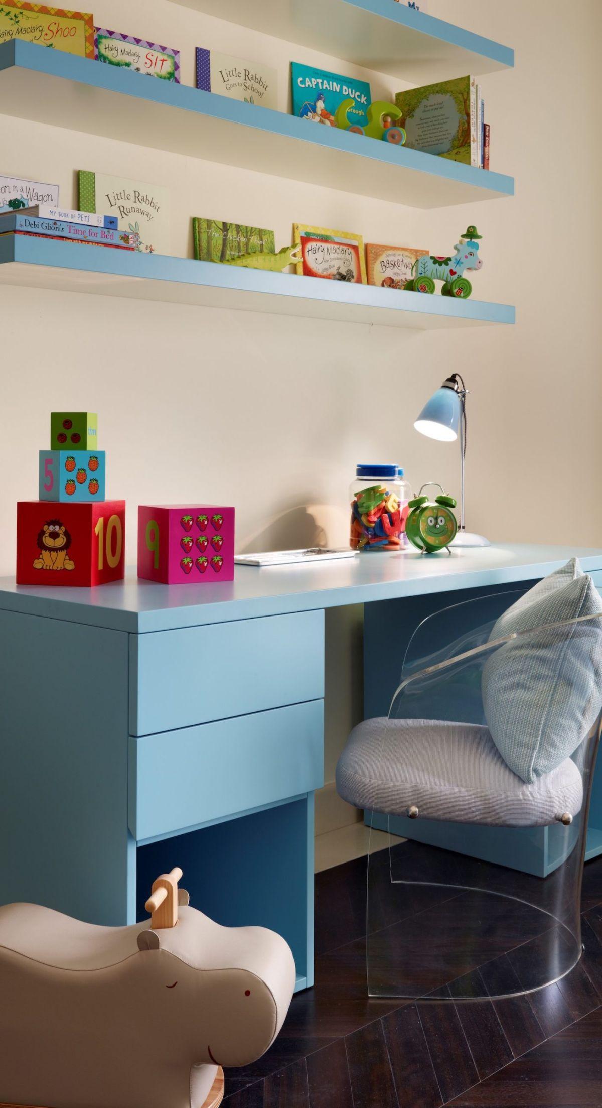 Desk Ideas For Kids 30 Striking Ideas For Kids Study Nooks Livingetc