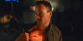 The Flash's Chris Klein Revealed Some Important Cicada Clues