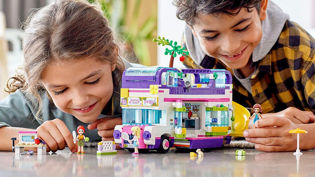 There's 20% off LEGO right now at John Lewis!