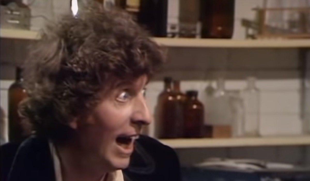 Tom Baker Doctor Who BBC America