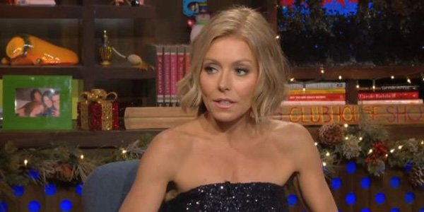 Kelly Ripa Watch What Happens Live With Andy Cohen