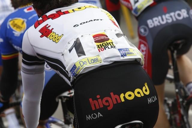 Scheldeprijs Vlaanderen Mark Cavendish