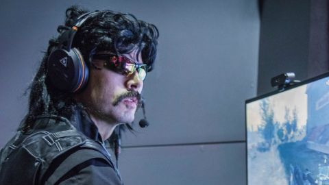 A Shot Has Been Fired At Dr DisRespect's House Mid-Stream