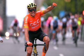 Greg Van Avermaet (CCC Team) wins the 2019 GP Cycliste de Montréal