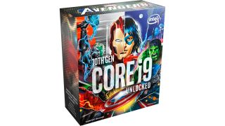 Intel Core i9-10900K (Marvel Avengers Special Edition)